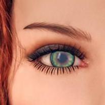 groene ogen