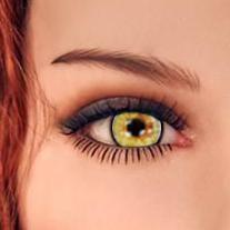 gele ogen