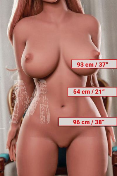 156cm H-Cup